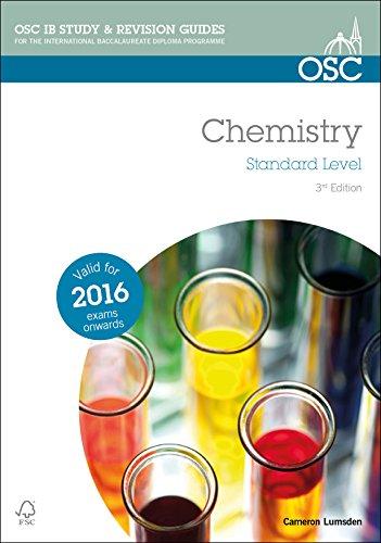 IB Chemistry SL: 2016+ Exams