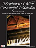 Beethoven's Most Beautiful Melodies, David Pearl, 1575609320