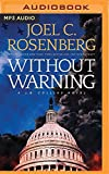img - for Without Warning (J. B. Collins) book / textbook / text book