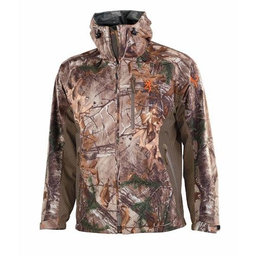 Browning Hell's Canyon Packable Rain Jacket, Realtree Xtra, 3X-Large