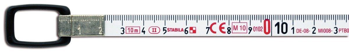 Stabila 10656 Cinta M/étrica de Bolsillo