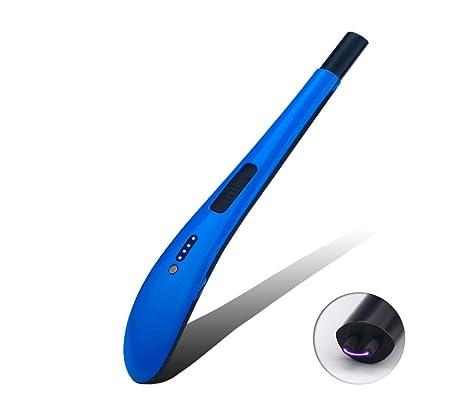 VinMas - Mechero USB eléctrico, sin llama, resistente al ...