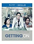 Cover Image for 'Getting On: Season 1 BD + Digital HD'