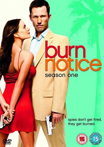 Burn Notice - Season 1 (2009) -  Rated R