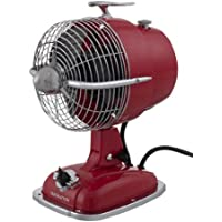 Fanimation UrbanJet - 6 inch - Spicy Red with Power Cord - FP7958SR