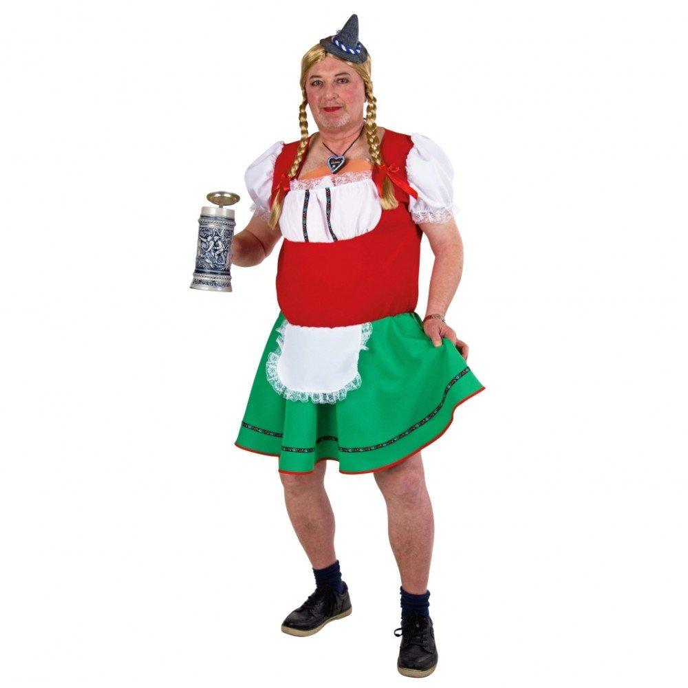 Carnaval Disfraz de hombre tirolesa – Liesl de, tamaño: 48/50 ...