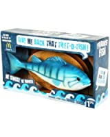 Gemmy inflateables holiday g08 47957 big for Talking fish on wall