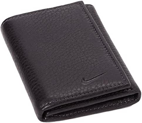 Nike Men's Pebble Leather Trifold