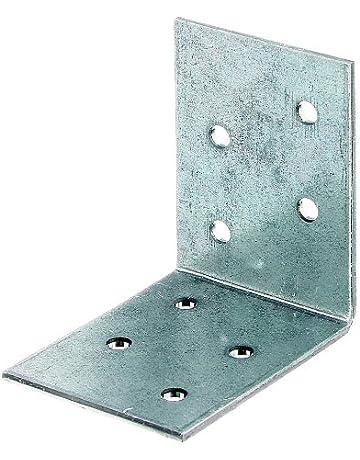 WINOMO Acciaio Inossidabile Angolo Brace 90/gradi di angolo chiusura gancio 25/X 25/X 16/mm/ /20/pezzi