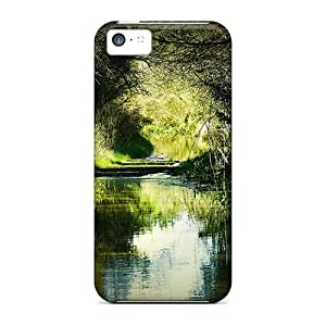 High-quality Durability Case For Iphone 5c(dream Summer Summer River)