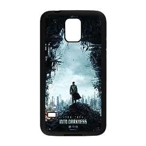 Samsung Galaxy S5 Cell Phone Case Black Star Trek IntoDarkness JSK840653