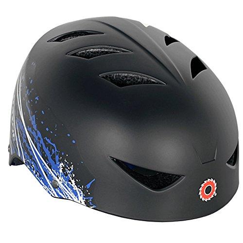 Razor Ambush Child's Helmet, Black