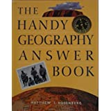 The Handy Geography Answer Book by Matthew T. Rosenberg (1999-08-02)