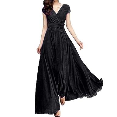 Longra Vestido De Para Vestidos Playa De Mujer Verano Mode