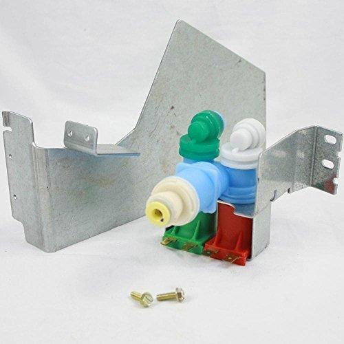 Whirlpool W10247725 Refrigerator Water Inlet Valve Genuine Original Equipment Manufacturer (OEM) Part