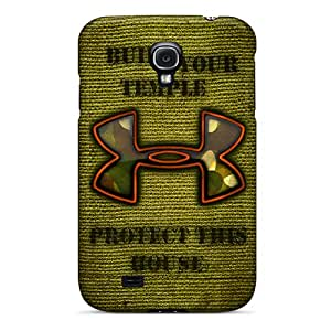 Special Burtontt Skin Case Cover For Galaxy S4, Popular Under Armour Phone Case