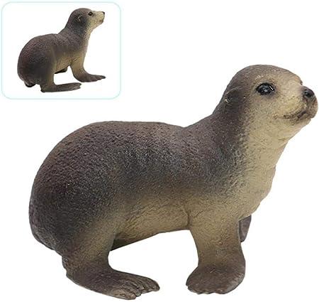 PHJK Animales para jardín Estatuas para jardín Outdoor Statues Simulación de Modelos de Animales Marinos Adornos de artesanías de Animales Marinos: Amazon.es: Hogar