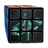 Dude Perfect 333 Super-durable Cube,Easy Turning And Smooth Play, Developing Intelligence