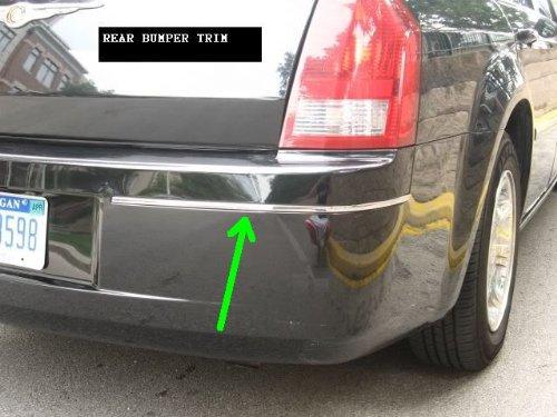 Bumper Trim For 2005-2010 Chrysler 300 Rear