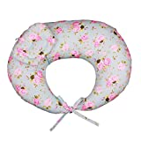 Per Multi-functional Nursing Pillow For Breastfeeding Baby Learning to Sit Pillow Positioner Figuratus(floral)