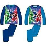 PJMASKS Pijama T4 Azul Hero Manga Larga