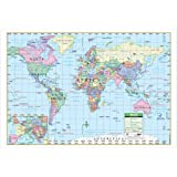 World Study Pad Map