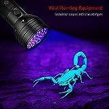 TaoTronics TT-FL002 Black Light, 51 LEDs Uv