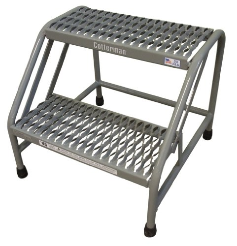 500 lb., Steel (Grip Strut Steps)