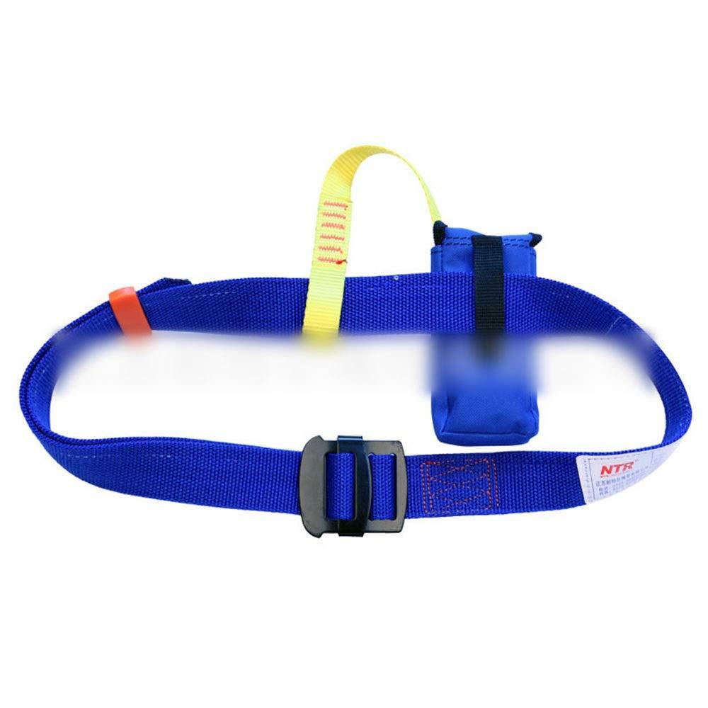 JESSIEKERVIN YY3 Cintura Simple Arnés de Seguridad Montañismo ...