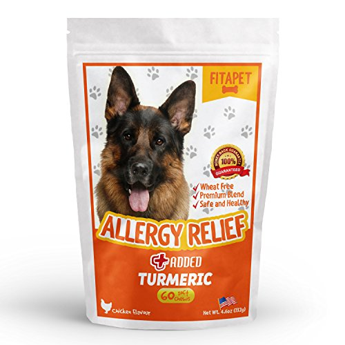 Fitapet Allergy Relief Itchy Dogs product image