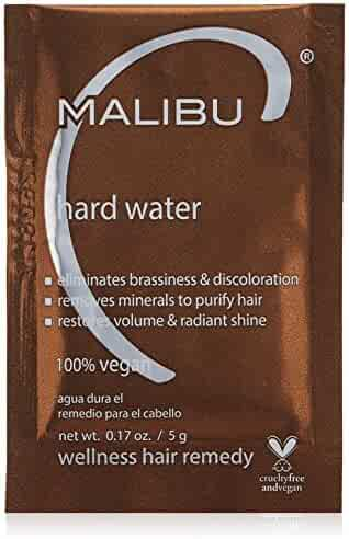 Malibu C Hard Water Wellness Hair Remedy ( Hard Water  0.17 oz)
