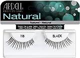 Ardell Fashion Natural Lashes Strip Lash, Black [116] 1 ea (Pack of 12)