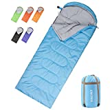 Emonia Camping Sleeping Bag,Three season.Waterproof Outdoor Hiking Backpacking Sleeping Bag Perfect for 20