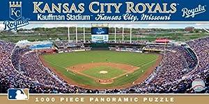 Amazon.com: MasterPieces MLB Kansas City Royals Stadium
