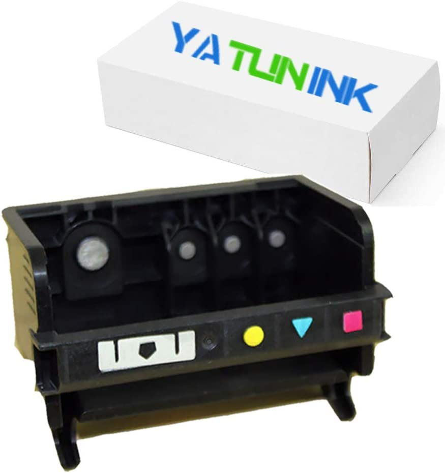YATUNINK Premium Remanufactured Printer Head Replacement for HP 564 4-Slot Printhead for Photosmart B110a B210a B109a C410a C510a D5460 Printer (1 Pack)