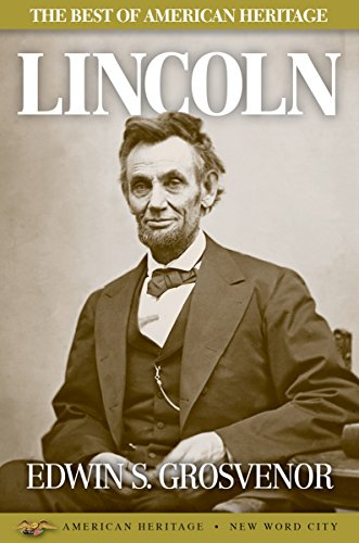 The Best of American Heritage: Lincoln cover