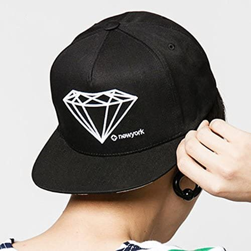Buy Generic rose logo   hip hop snapback bone diamond baseball cap hats for  men women 3aeb3512ee70