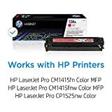 HP 128A   CE323A   Toner-Cartridge   Magenta