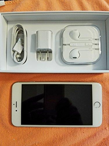 Apple iPhone 6 Plus 16 GB Unlocked, Silver (Certified Refurbished) by Apple (Image #2)