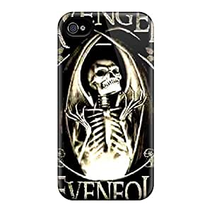High Quality Shock Absorbing Cases For Iphone 6-avenged Sevenfold