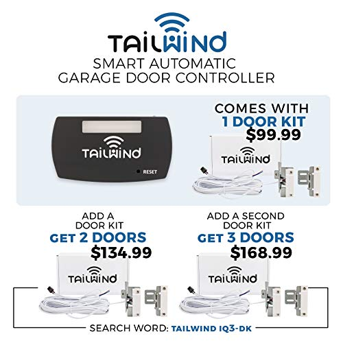 Cheap Tailwind Iq3 Smart Wifi Garage Door Opener Internet Enabled