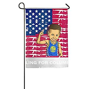 Stephen Curry2 House Flag Logo Cool Flags