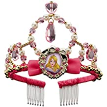 Aurora Classic Disney Princess Sleeping Beauty Tiara, One Size Child