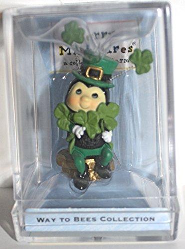 Hallmark Merry Miniature Way to Bees Collection Bee Irish