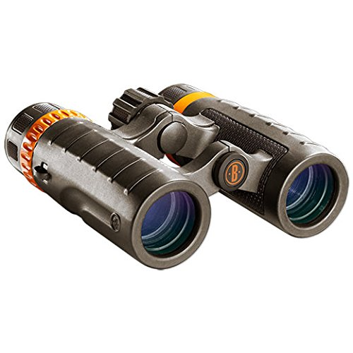 Bushnell 218025 Off Trail Series Roof Waterproof Mc Binoculars Box, 8 X 25, Black