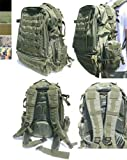 Condor 3-Day Assault Pack, Color Tan