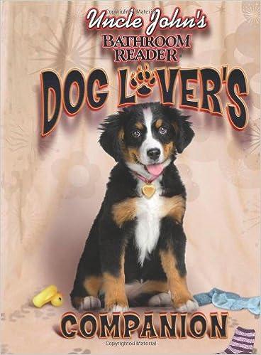 Uncle Johns Bathroom Reader Dog Lovers Companion