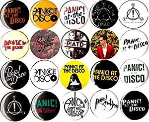 Panic at The Disco x 20 New 1