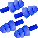 Noise Cancelling Ear Plugs (2 Pack) Silicone
