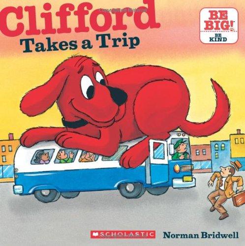 Clifford Takes A Trip (Clifford 8x8)